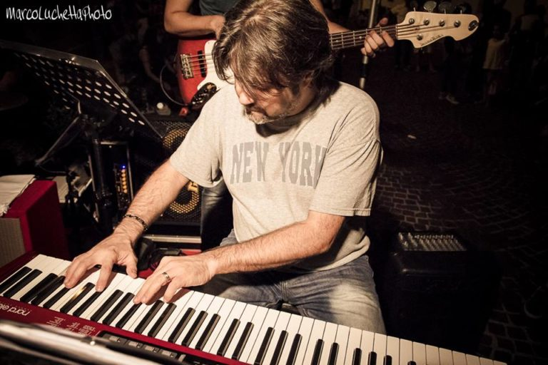 Lezioni pianoforte Udine - Rudy Fantin pianista, arrangiatore e docente.