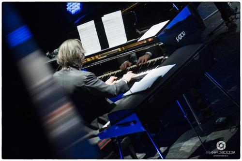Rudy Fantin pianista, arrangiatore e docente
