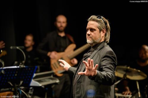 Rudy Fantin direttore artistico di The NuVoices Project